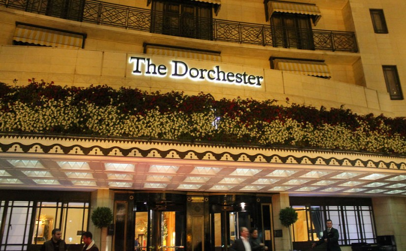 Overnight Appointment at the Dorchester