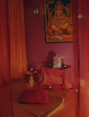 the tantra temple